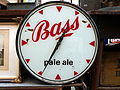 Bass pale ale clock, pic1.JPG