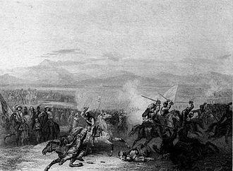 Battle of Lerida (1642) - Image: Batalla de Lleida (1642)