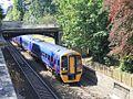 Bath Sydney Gardens - FGW 158798 Portsmouth train.jpg
