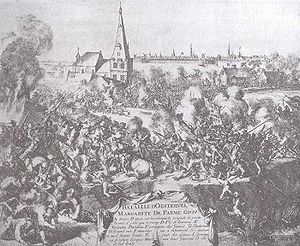 Battle of Oosterweel - Image: Battle of Oosterweel