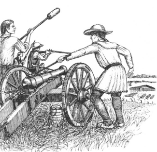 Battle of Piqua 1780 Illustration National Park Service.png