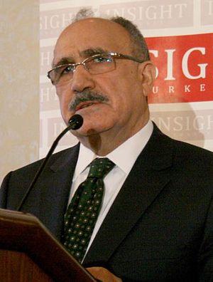 Beşir Atalay - Image: Beşir Atalay (cropped)