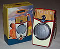 "Beach Boy AM-FM Replica Transistor Radio, PF Products, Made in China, ""Summer Nostalgia from the Sixties"" (8578141790).jpg"
