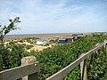 Beach and beach huts - geograph.org.uk - 837213.jpg