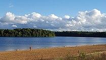 Beach at Eagle Lake, Fort Custer Recreation Area, Michigan.jpg