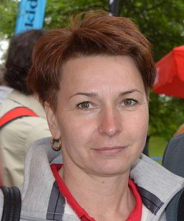 Beata Sokołowska-Kulesza Polish canoeist