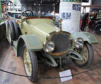 Sunbeam Motor Car Company - 1914 12–16 4-cylinders 3 Litres