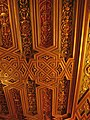 Bedroom Ceiling Gold Plated Lacunaria.jpg