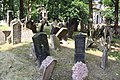 Beit Kevaroth Jewish cemetery Prague Josefov IMG 2782.JPG