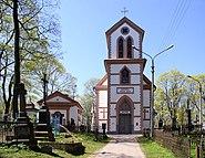 Belarus-Minsk-Church of Exaltation of the Holy Cross-8