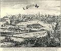 Beleg van Groningen - Siege of Groningen by Bernhard von Galen (1672).jpg