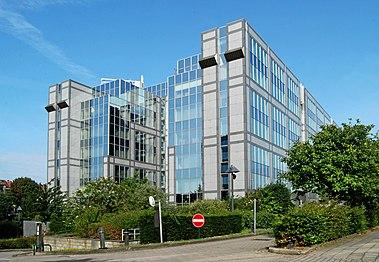 Architecture postmoderne en belgique u wikipédia