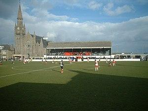 Fraserburgh F.C. - Bellslea Park