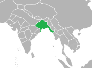 Names of Bengal - The Bengal Sultanate in 1500, during the reign of Sultan Alauddin Hussain Shah