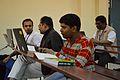 Bengali Wikipedia Editathon - Bengali Wikipedia 10th Anniversary Celebration - Jadavpur University - Kolkata 2015-01-10 3424.JPG