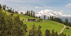 Bergtocht van Tschiertschen (1350 meter) naar Ochsenalp (1941 meter) 003.jpg