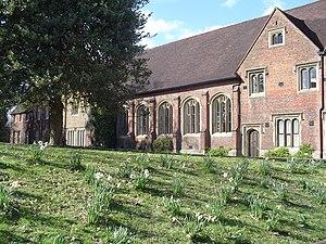 John Incent - Berkhamsted School Old Hall (1544)