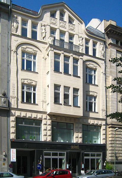 File:Berlin, Mitte, Mauerstrasse 76, Geschaeftshaus 03.jpg