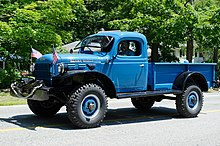 1st Gen Dodge Wagon