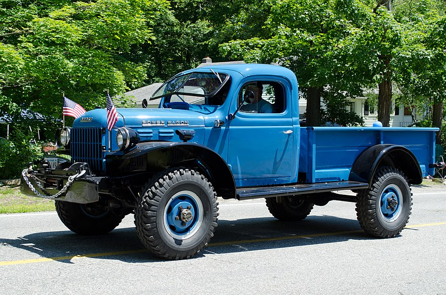 four wheel drive the reader wiki, reader view of wikipedia1944 Dodge Power Wagon Underneath Flickr Photo Sharing #18