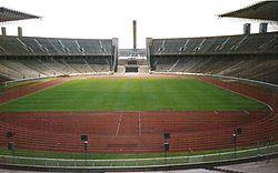 Berliner Olympiastadion innen