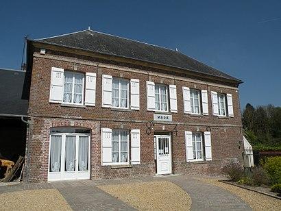 Comment aller à Berneuil-En-Bray en transport en commun - A propos de cet endroit