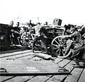 Bevagonirozás a magyar csapatok bevonulása idején. Fortepan 77010.jpg