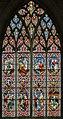 Beverley, St Mary's church, south transept window (25327986491).jpg