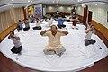 Bhramari Pranayama - International Day of Yoga Celebration - NCSM - Kolkata 2017-06-21 2440.JPG
