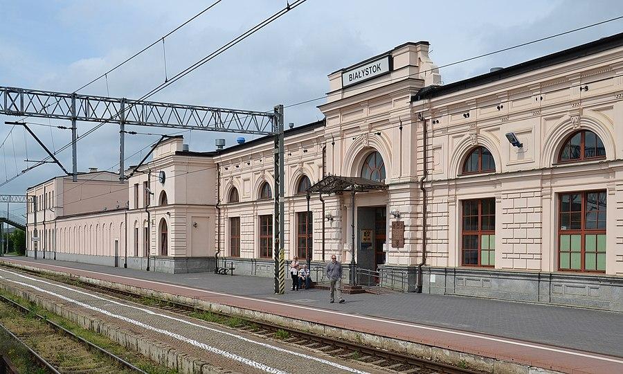 Białystok railway station