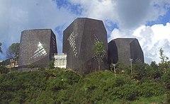 Biblioteca España, una de las nuevas bibliotecas de Medellín
