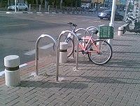Anclaje para bicicletas