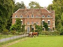 Biddesden - Horse and House - geograph.org.uk - 1459853.jpg