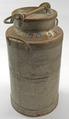 Bidone da latte - Musei del cibo - Parmigiano - 282.tif