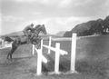 Bild von der Springkonkurrenz der Kavallerie Rekrutenschule Bern - CH-BAR - 3239793.tif