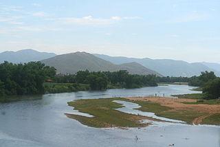 Côn River river in Vietnam