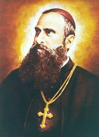 Comboni Missionaries of the Heart of Jesus - Image: Bischof Antonio Roveggio