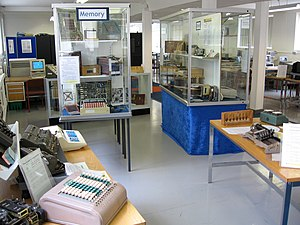 The National Museum of Computing - Gallery exhibits