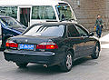 Black Honda on street in Chaoyang District, Beijing.jpg