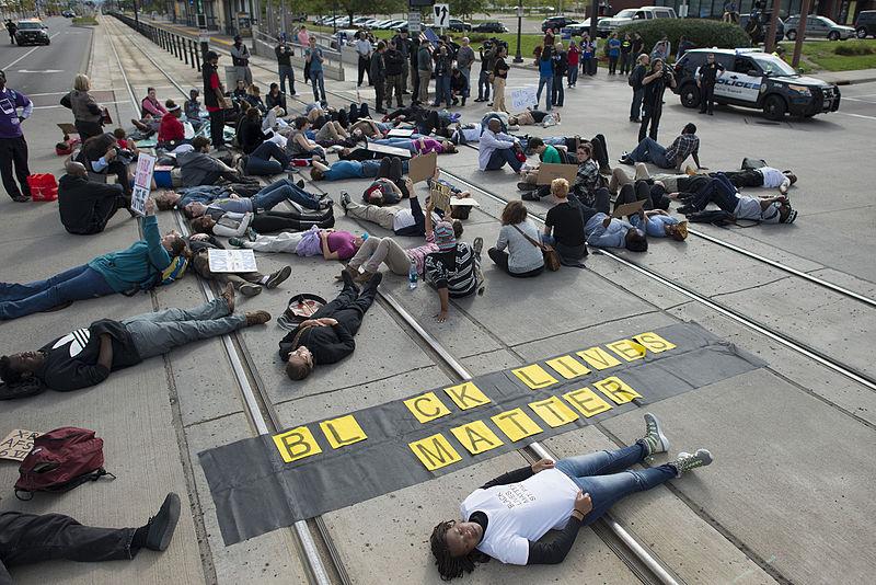 File:Black Lives Matter protest against St. Paul police brutality (21587635011).jpg