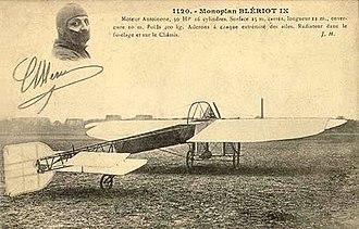 Blériot IX - Image: Bleriot IX