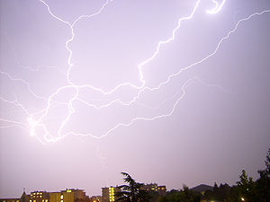 Lightning (Location: Brunssum)