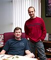 Blizzard's Rob Pardo and Tom Chilton of World of Warcraft (520725354).jpg