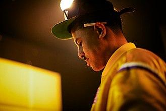 Blu (rapper) - Image: Blu