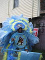 BlueIndianUptownSuperSunday2009.JPG