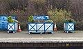 Blue Garden at Kirkdale railway station.jpg