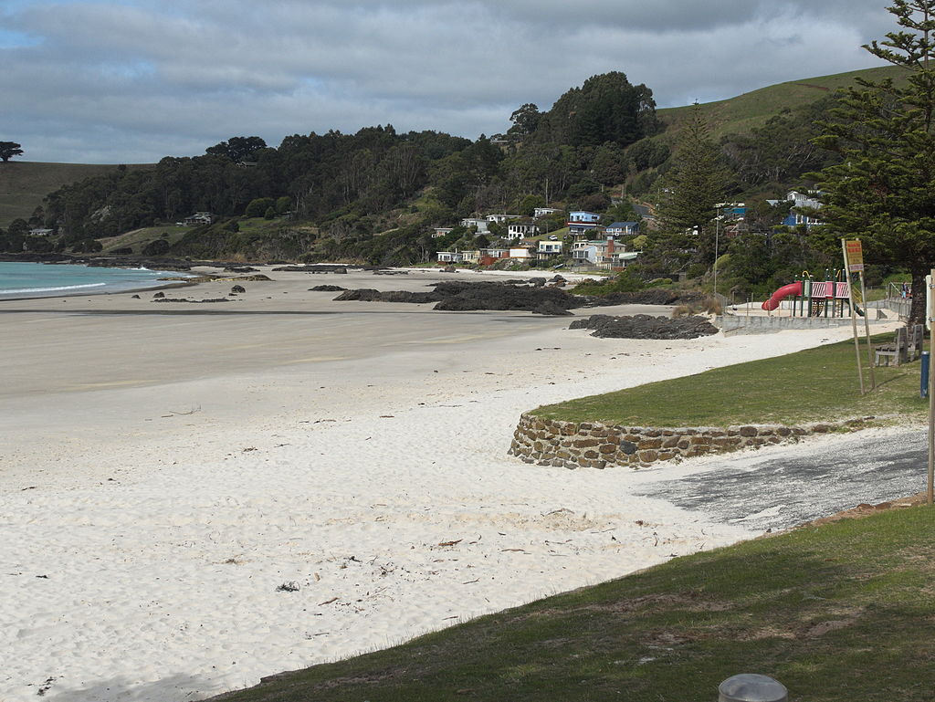 Coastal Features, Tasmania - Australian Places