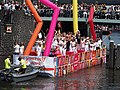 Boat 23 Be Yourself, Canal Parade Amsterdam 2017 foto 5.JPG