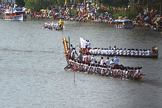 Nehru Trophy Boat Race - Boat Races of Kerala (Punnamada)