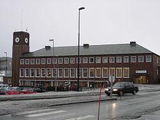 Bodø Station